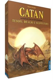 CATAN TESORI, DRAGHI E SCOPRITORI