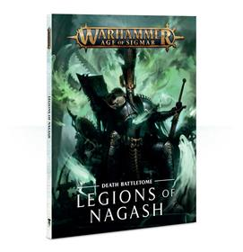 B/TOME: LEGIONS OF NAGASH (ABR.) (SB) IT