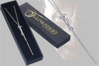 VOLDEMORT WAND NECKLACE