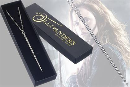HERMIONE WAND NECKLACE