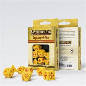 Pathfinder Legacy Of Fire Dice Set