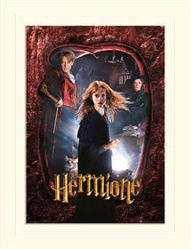 Harry Potter - Hermione - Mounted 30 X 40cm Prints