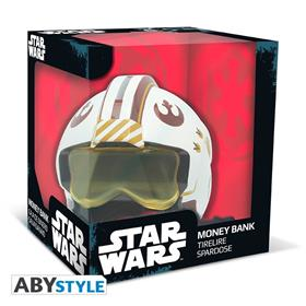 STAR WARS - MONEY BANK - X-WING PILOT