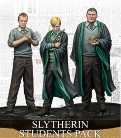 Hpmag Slytherin Students Pack