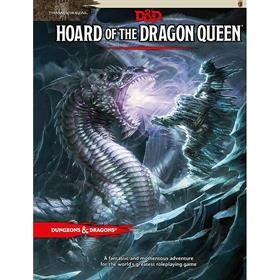 D&d Hoard Of The Dragon Queen
