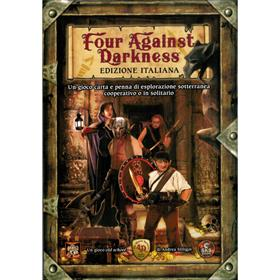 FOUR AGAINST DARKNESS - EDIZIONE ITALIANA