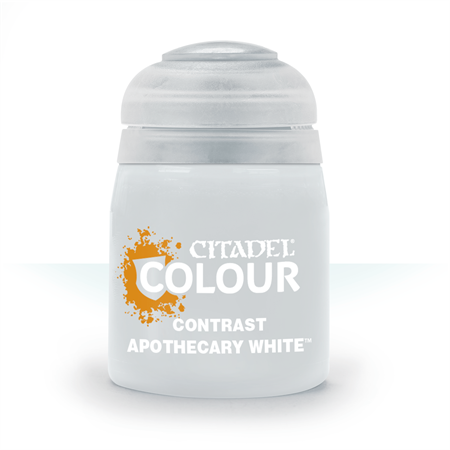 CONTRAST: APOTHECARY WHITE(18ML)