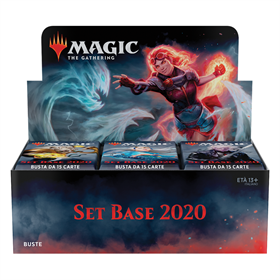 MTG MAGIC 2020 BOX 36 BUSTE ITA