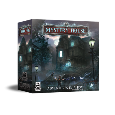 MYSTERY HOUSE – ADVENTURE IN A BOX