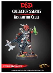 D&D COLLECTOR'S SERIES - ARKHAN THE CRUEL