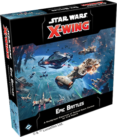 STAR WARS X-WING: EPIC BATTLES MULTIPLAYER EXPANSION - EN