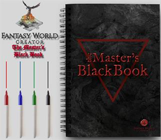 FANTASY WORLD CREATOR THE MASTER BLACK BOX