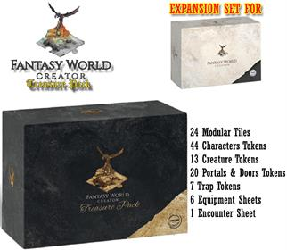 FANTASY WORLD CREATOR TREASURE PACK