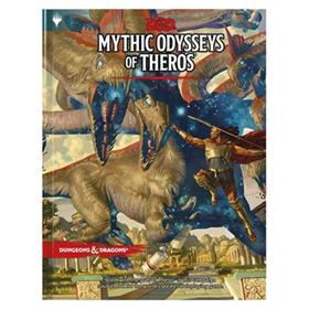 D&D MYTHIC ODYSSEYS OF THEROS HC