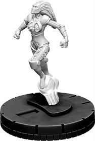 MARVEL HEROCLIX UNPAINTED MINIATURE DANGER