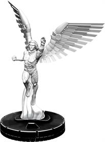MARVEL HEROCLIX UNPAINTED MINIATURE ANGEL