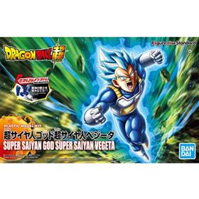 FIGURE RISE SUPER SAIYAN GOD VEGETA