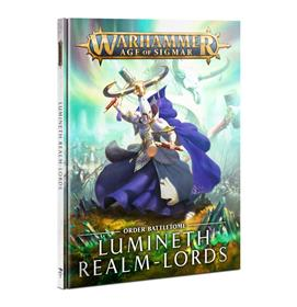 Battletome:lumineth RealM-Lords (abr/hb) Ita