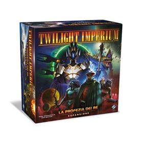TWILIGHT IMPERIUM, 4A ED. - LA PROFEZIA DEI RE