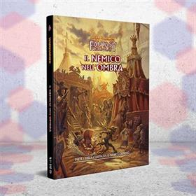 Warhammer Fantasy Rpg - Il Nemico Nell'ombra