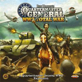 Quartermaster General  - WW2 Total War
