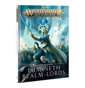 Battle Tome: Lumineth Realm-Lords Hb/Abr. Ita