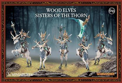 SISTERS OF THE THORN DEI WOOD ELEVES